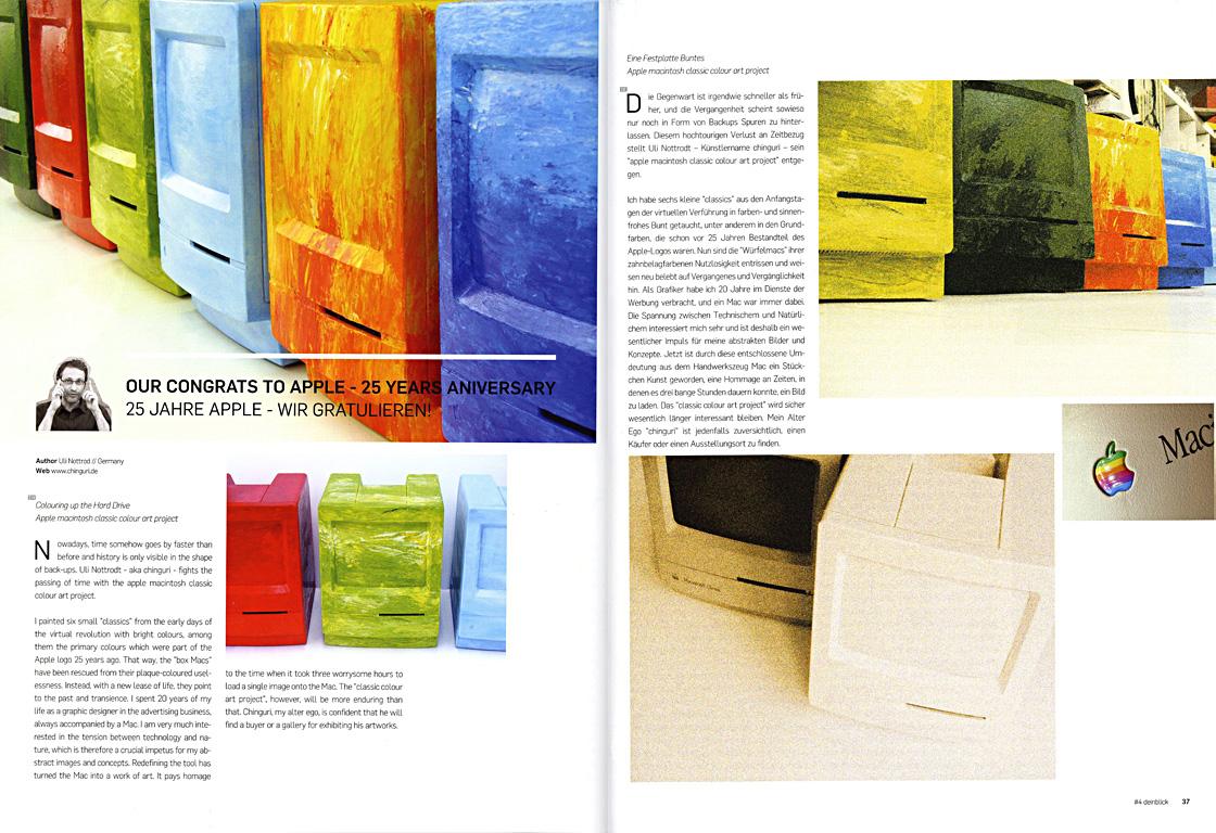 deinblick magazine #4 Juni/Juli 2011