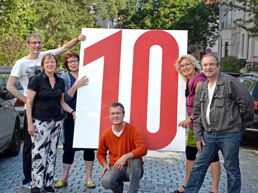 10 Jahre KunstWerk im Viertel