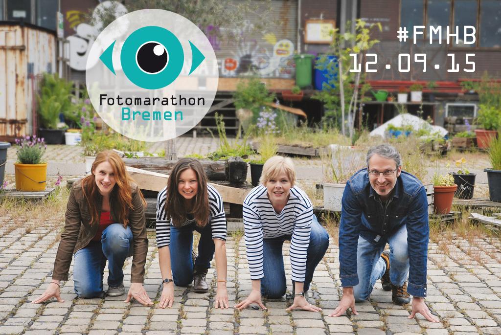 Fotomarathon Bremen Team
