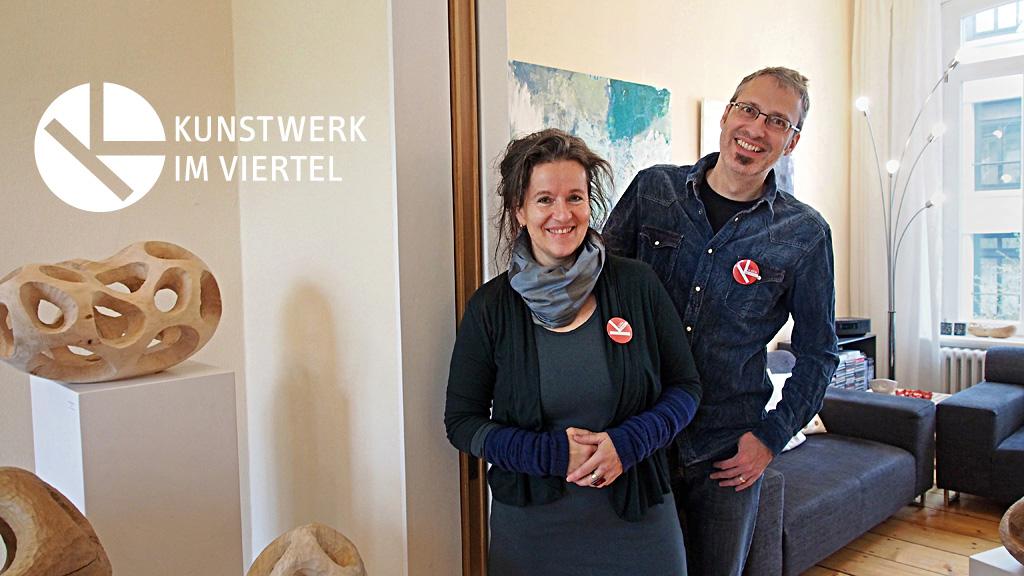 Ilona Tessmer und Ulrich Graf-Nottrodt
